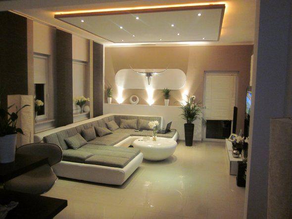Wohnzimmer \u0027Wohnzimmer / Küche\u0027 - Mein Domizil - Zimmerschau P