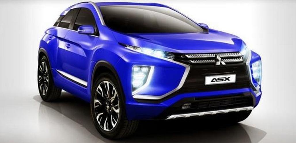 2020 Mitsubishi Asx Fuel Economy Engine Mitsubishi Suv Mitsubishi Pajero Sport Mitsubishi