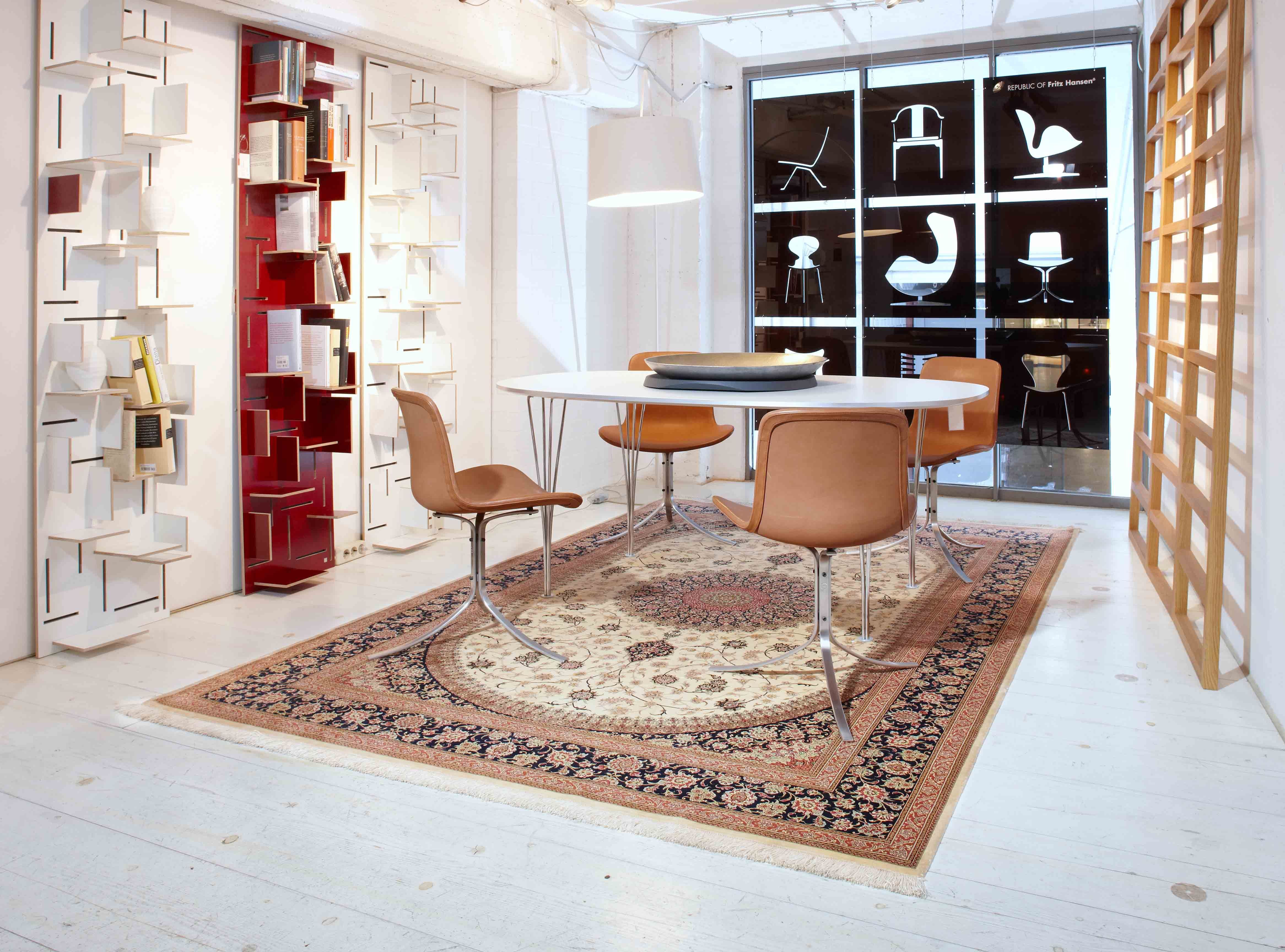 Modern Furniture With Persian Rug 8 best inspiration images on pinterest | modern furniture, carpets