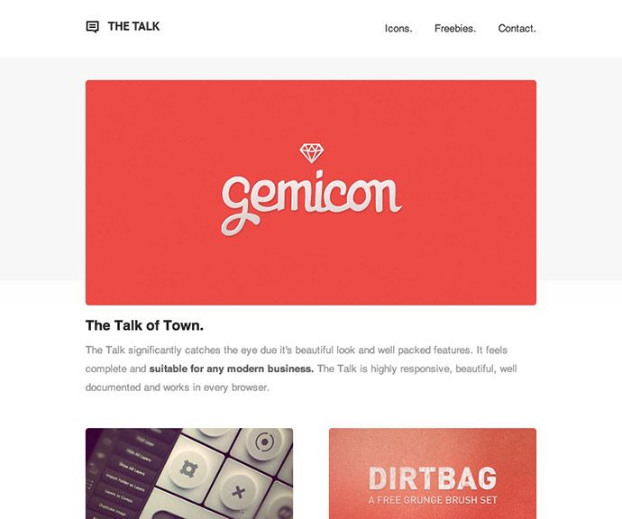 89 Responsive Email Templates That Help Drive More Sales Pinterest