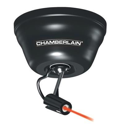 A Great Gift Idea For Anyone Who Loves Gadgets The Chamberlain Universal Laser Parking Access Garage Door Accessories Garage Doors For Sale Garage Door Opener