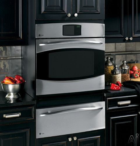 Ge 30 Single Electric Wall Oven Pt900 Warming Drawer Kitchen Renovation Single Electric Wall Oven