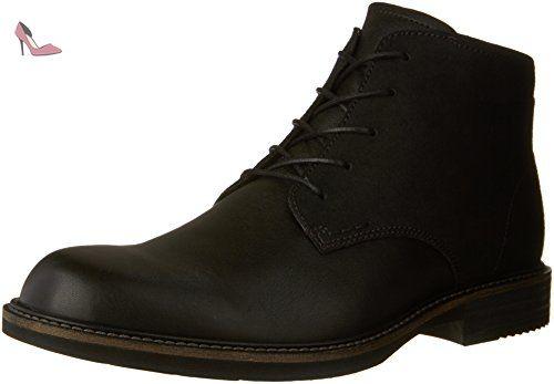 Ecco Kenton, Bottes Classiques Homme, Noir (51052Black/Black), 43 EU - Chaussures ecco (*Partner-Link)