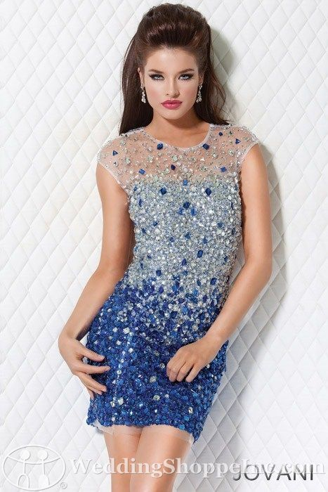 8698ff3061c Show Off Those Gorgeous Gams with Cute Short Prom Dresses from ...