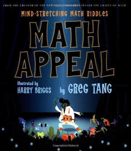 Math Appeal: Mind-Stretching Math Riddles by Gregory Tang http ...