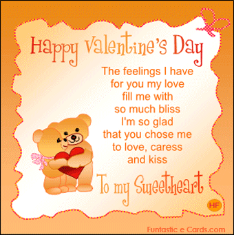 poems valentines day  happy valentine s day in advance special