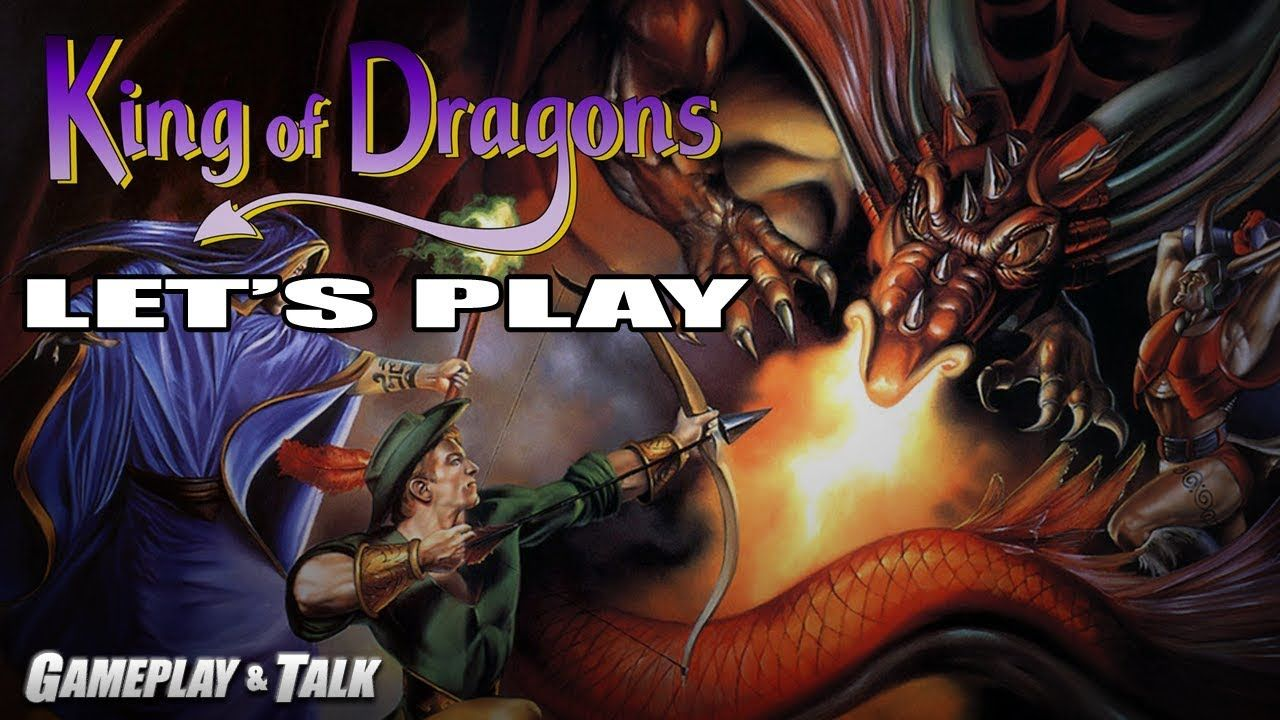 king of dragons snes