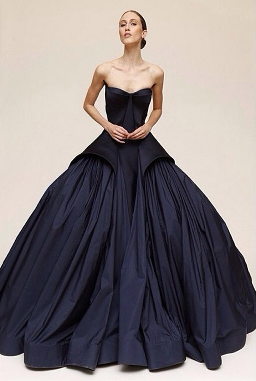 zac posen | Fashion | Pinterest | Zac posen, Gowns and Clothes
