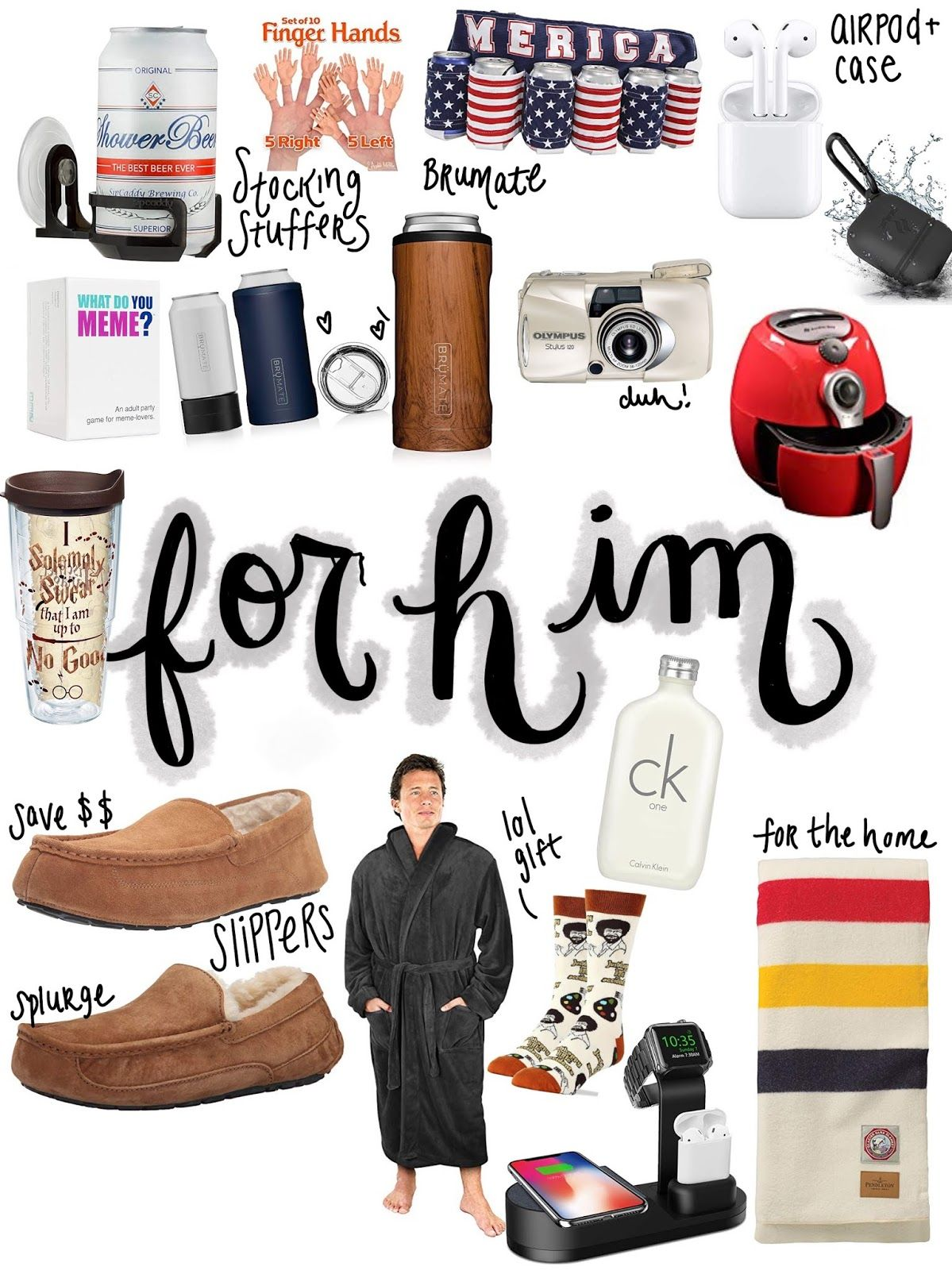 Amazon Last Minute Holiday Gift Guide For Him Gift Guide For Him Amazon Gifts Gift Guide