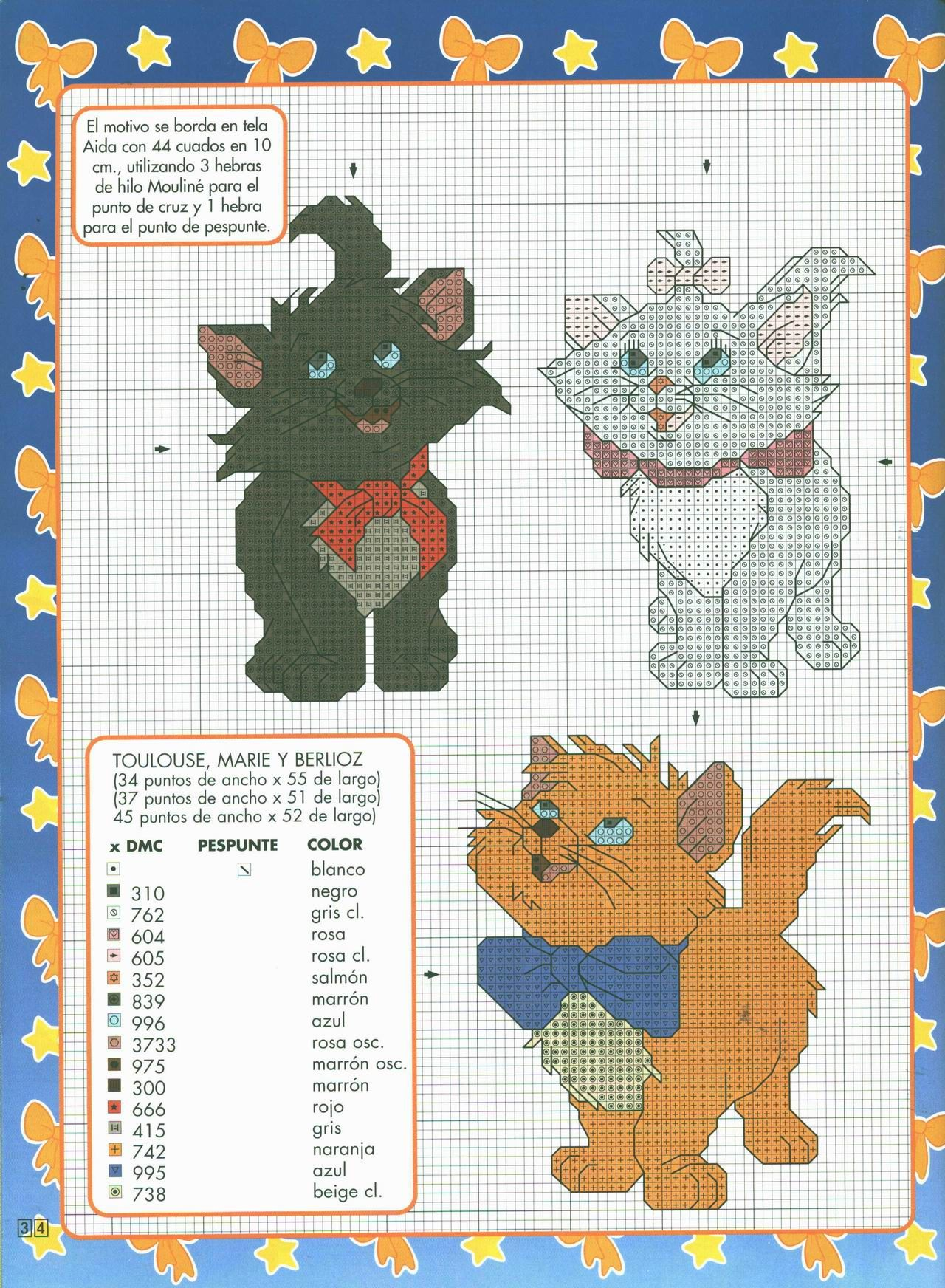 cats, cross stitch, intarsia knitting pattern | cats | Pinterest ...