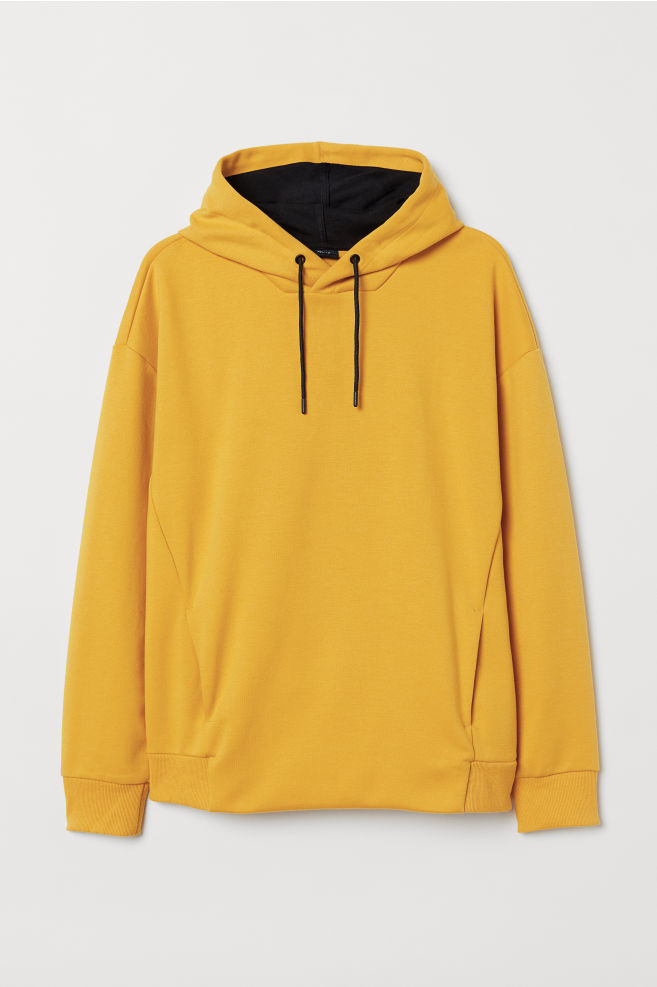 Hoodies for Men Pullover Cotton Color Block Patchwork Supersoft Korean Style Drawstring Hooded Sweatshirts