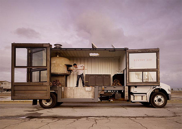 B インテリア 海外のピザの移動販売車がおしゃれでかっこいい Pizza Food Truck Pizza Truck Food Truck Design