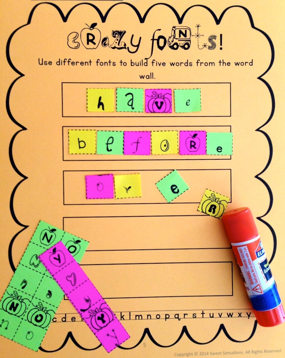 First Grade Word Wall Activities | Wall words, Kindergarten and ...