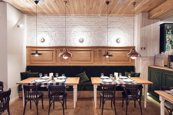 P-B Studio and Filip Kozarski: Althaus Restaurant - Thisispaper Magazine