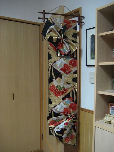 Obi Wall Hanging Japanese Quilts Japanese Textiles