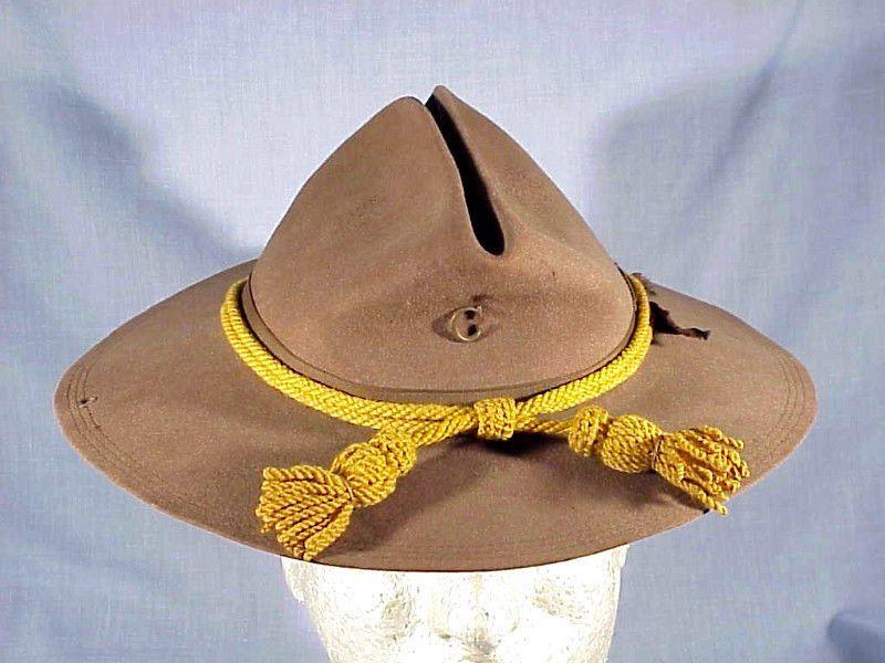 d2b5c9b80f0 Original Model 1889 U s Army Tan Campaign Hat
