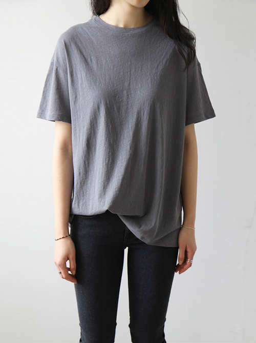d2c38339d4a street style   keep it simple oversized tee + black skinny jeans ...