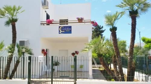 Calaluna Rooms and Breakfast Porto Cesareo Calaluna Rooms and Breakfast is located in Porto Cesareo, 1.5 km from Isola dei Conigli - Porto Cesareo and 1.9 km from Scalo di Furno Archaeological Site.  All rooms are equipped with a flat-screen TV. Some rooms have views of the garden or city.