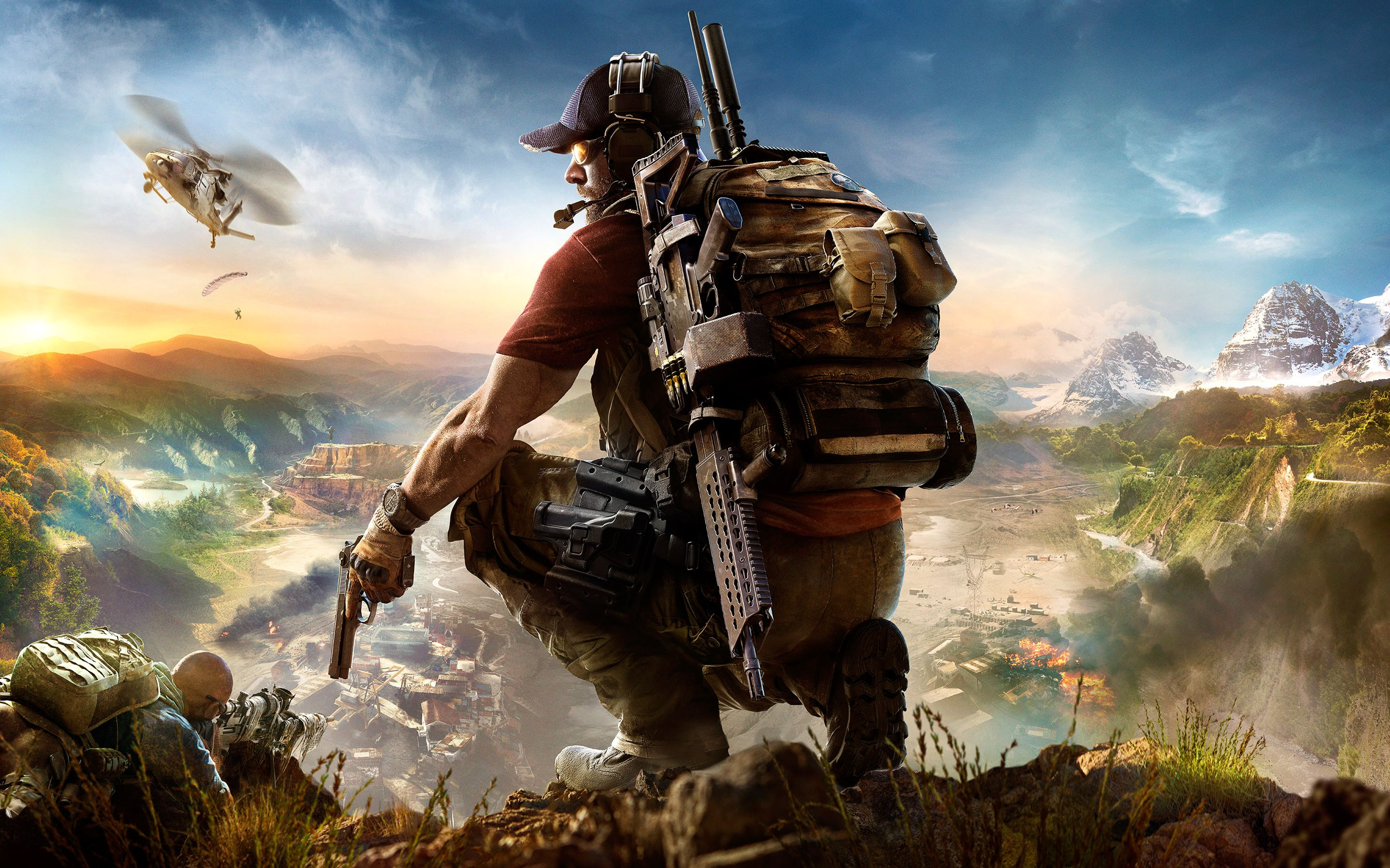 Tom Clancy's Ghost Recon Wildlands HD Wallpapers 7 Tom