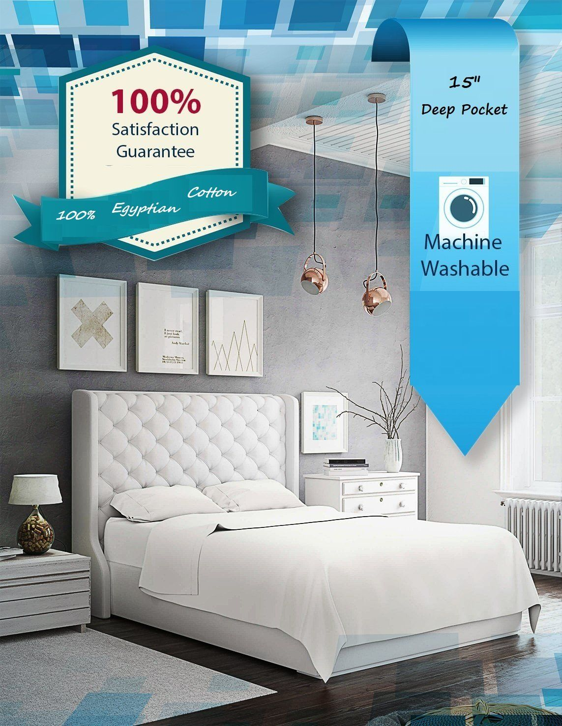 VGI Linen Authentic Heavy Quality Hotel Collection