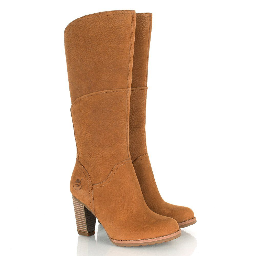 2019 year look- Tall Timberland boots for women