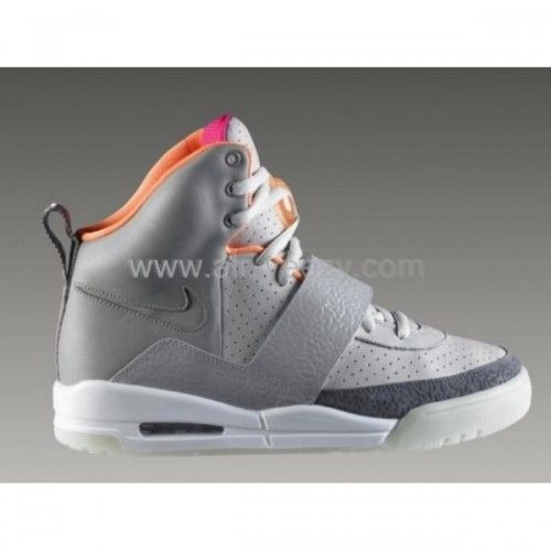 366163-002 Kanye West Nike Air Yeezy Zen Grey Light Charcoal H01001 http:/