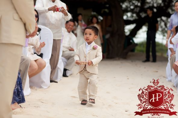 Ring Bearer Outfit