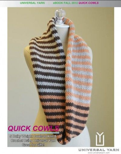 Holiday Helper Quick Cowls Try This Free E Book Of Quick Knitted
