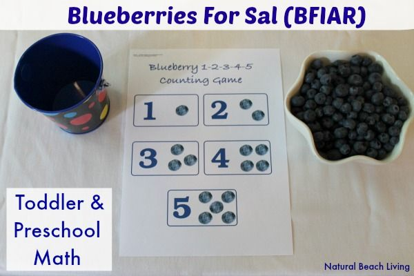 Blueberries For Sal Activities Bfiar Blueberries For Sal