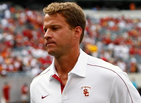 Usc Fires Lane Kiffin As Football Coach With Images College