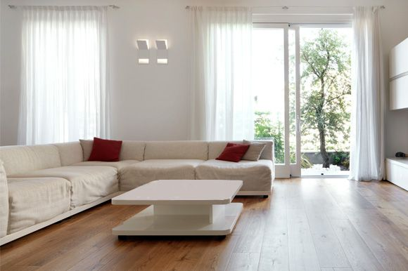 Decoraci n minimalista hogar sal n comedor minimalista for Salon comedor minimalista