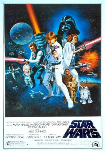 Star Wars Poster bei AllPosters.de