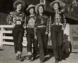 1930-1950s Western Wear for Women and Men
