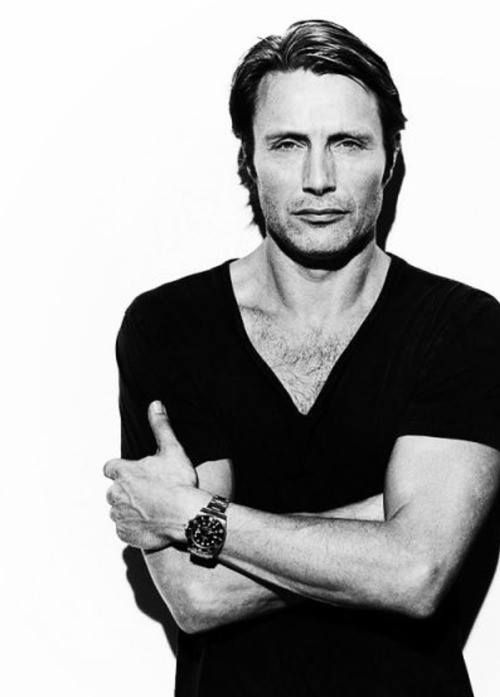 Hannibal - Episode 3.01 - Antipasto | Mads Mikkelsen talks about Hannibal Season 3 with Yahoo(Photo : www ...