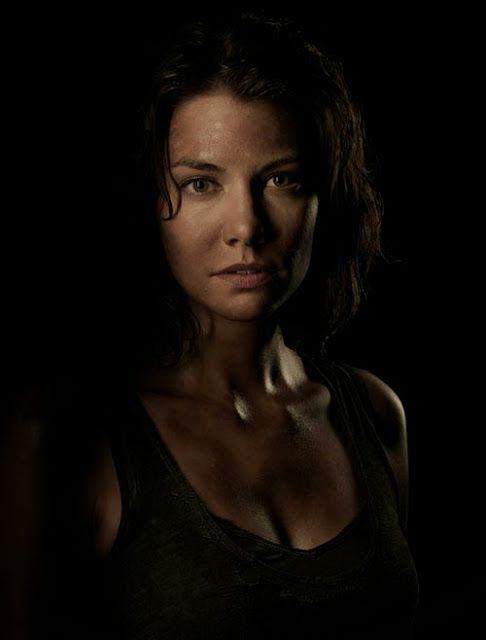 El elenco de The Walking Dead - Cuarta Temporada [Retratos ...