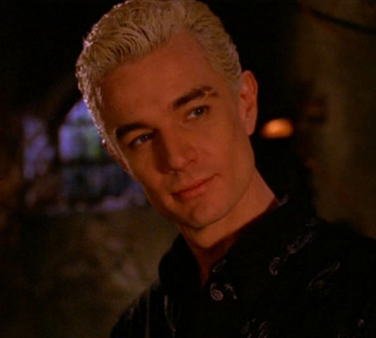 Spike from Buffy the vampire Slayer!!! Ahhhh I loved that show back in the day haha