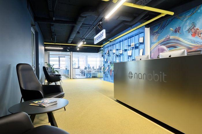 Nanobit Offices Zagreb Office Snapshots Zagreb Office Design Design Clients