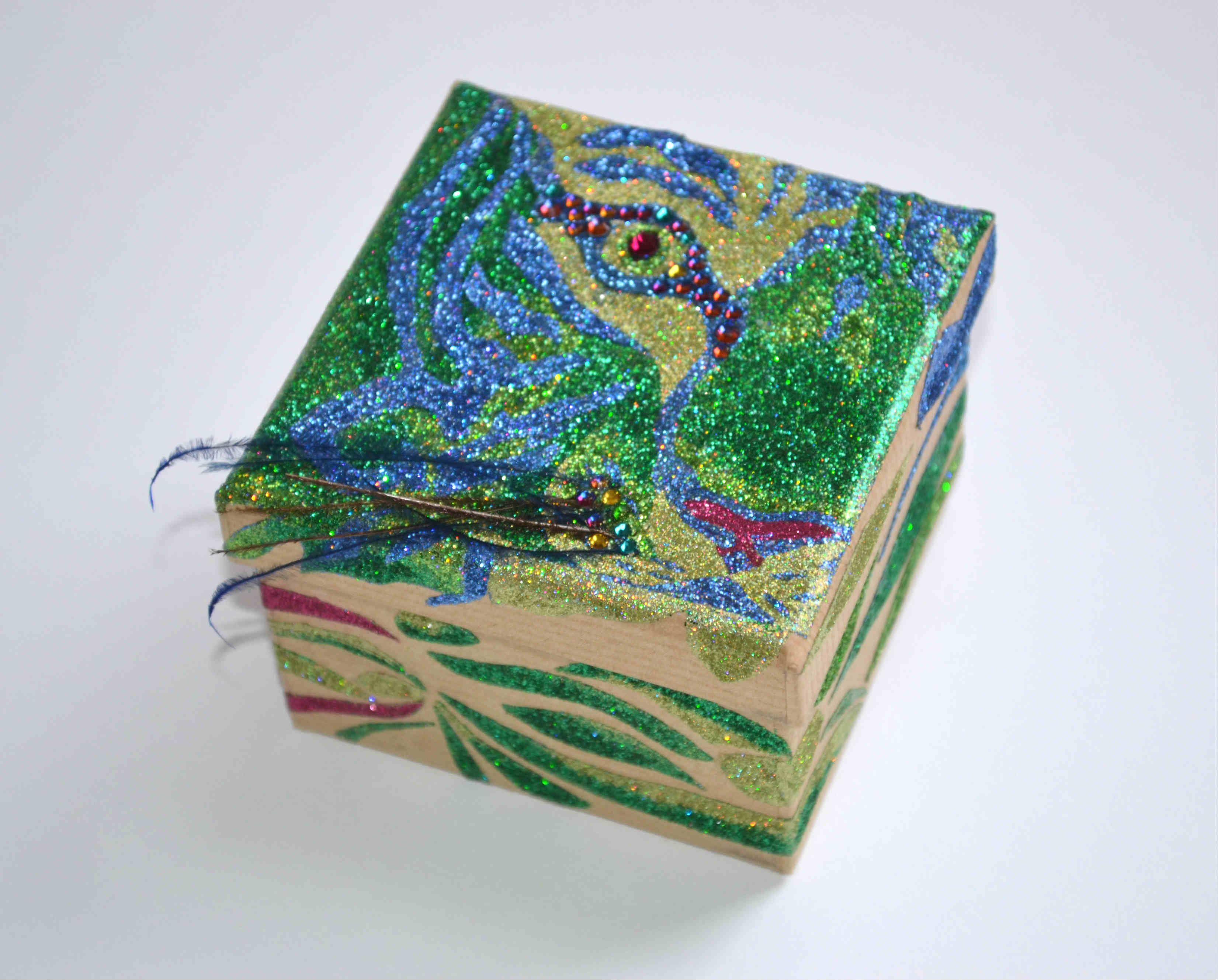 Tigress One-off Gift Box is for sale in iHubbub's online shop