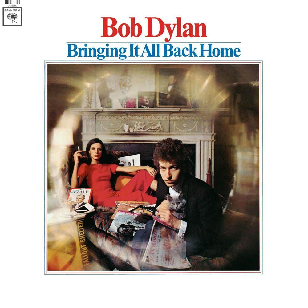 """Bob Dylan, """"Bringing It All Back Home"""" (1965)"""