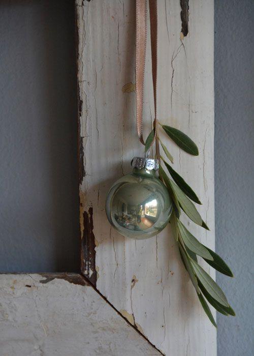 Med oliven grene