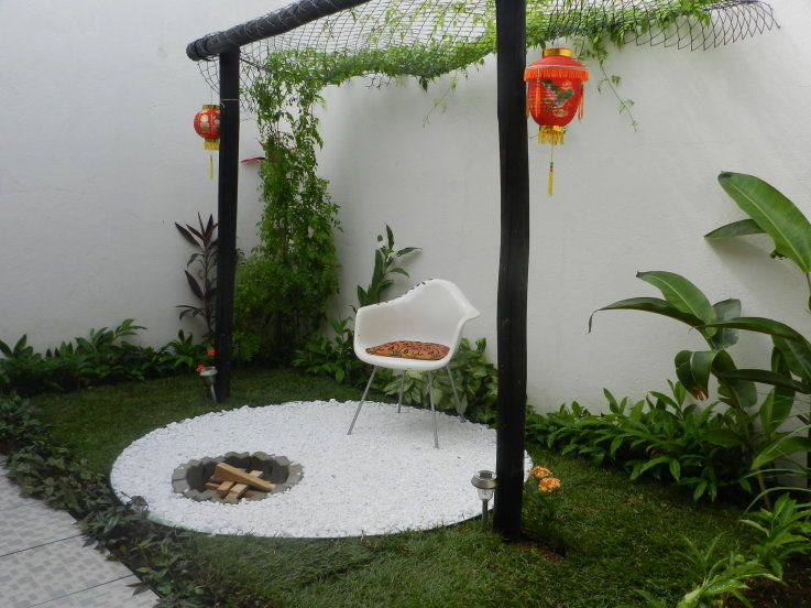 58 backyards on a budget affordable and diy designs for Piani portici anteriori