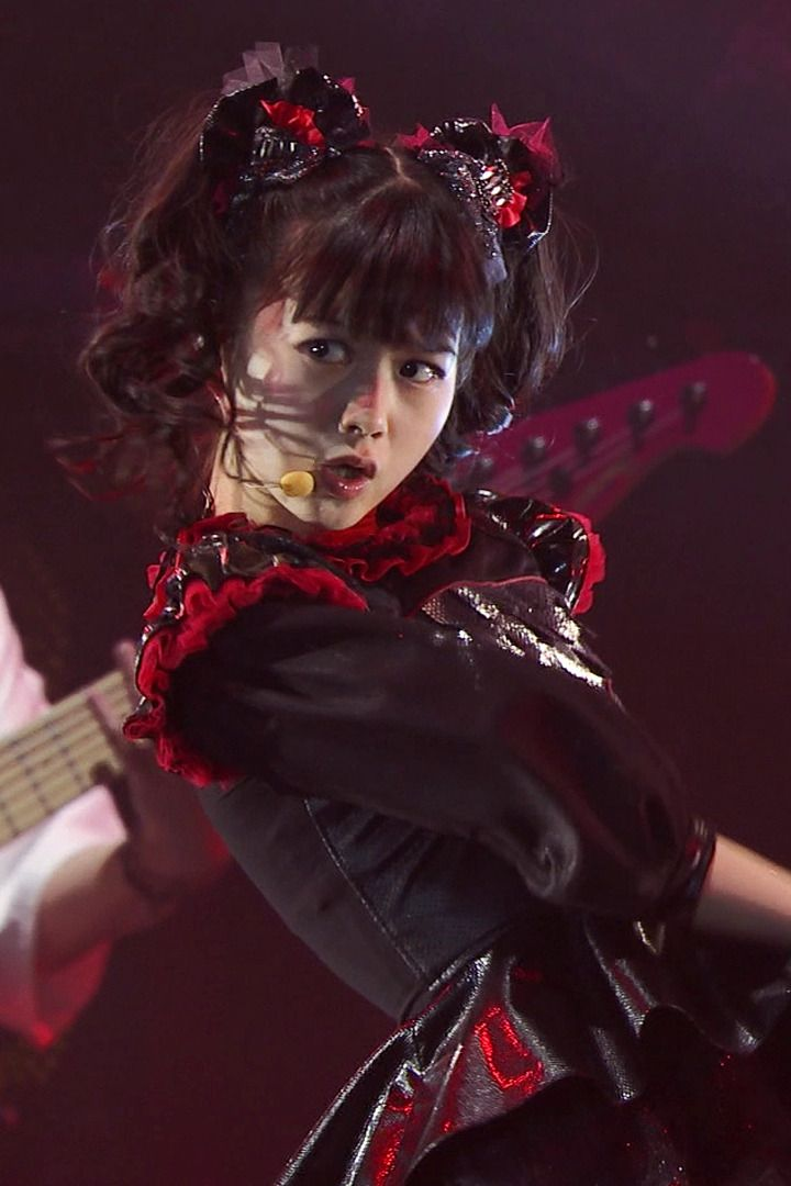 Pin by linman on new one | Japanese girl band, Metal girl