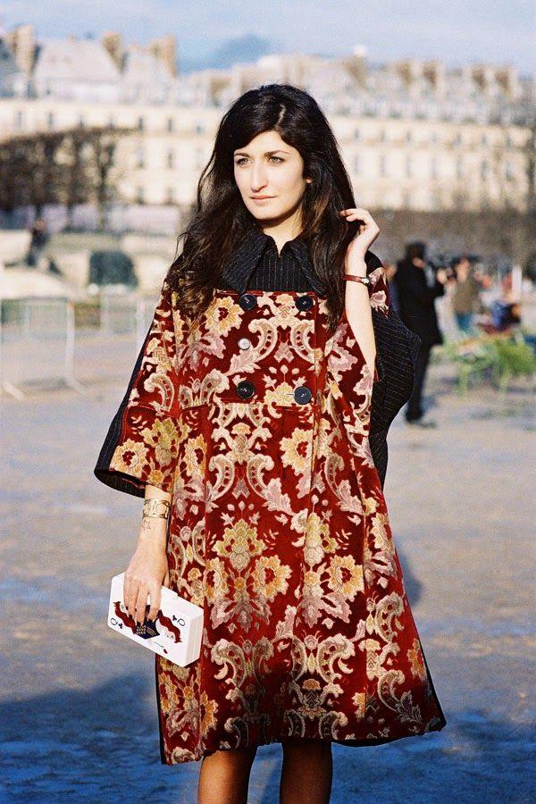 Paris Fashion Week AW 2014.Andreea   Vanessa Jackman