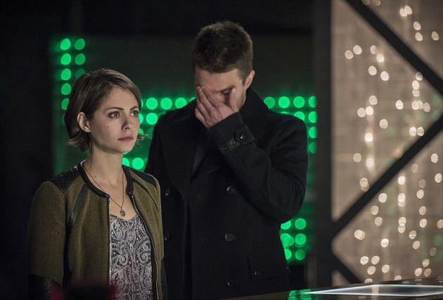 "Thea and Oliver - Season 3 Episode 19: ""Broken Arrow"""