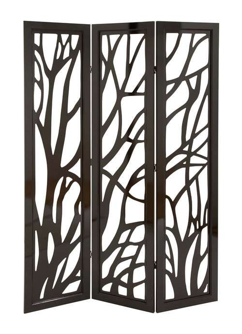 6ft Tall Wooden Hand Crafted Carved Out Tree Branch Folding Screen On Etsy 379 00 Panel Room Divider Room Divider Screen Wood Room Divider