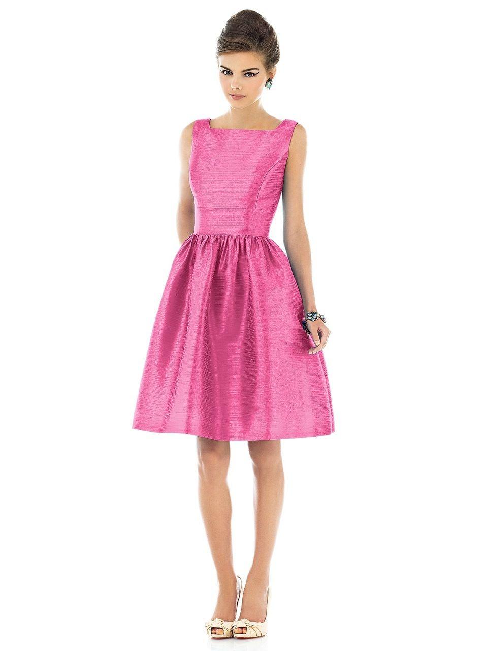 Alfred Sung Bridesmaid Dress Style - D520 | Blush Bridal | Blush ...