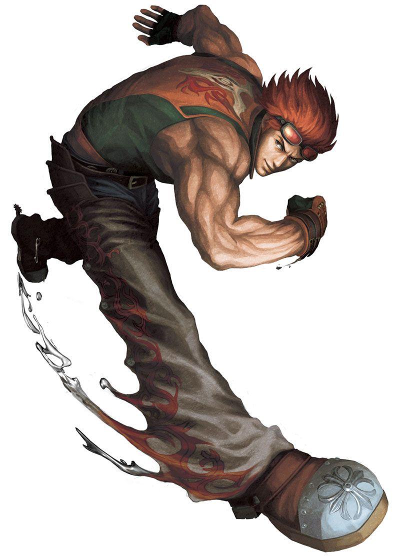 Hwoarang from Street Fighter X Tekken   Anime/art   Pinterest