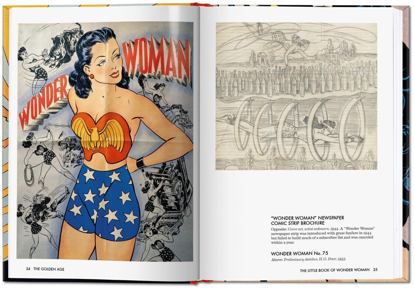 The Little Book Of Wonder Woman Ediz Italiana Spagnola E Portoghese Ediz Woman Book Portoghese Ad Deutsche Bucher Bucher