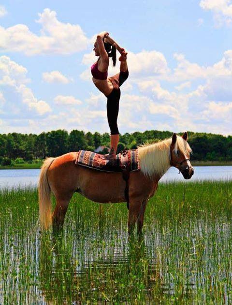 37+ Yoga on horseback poses trends