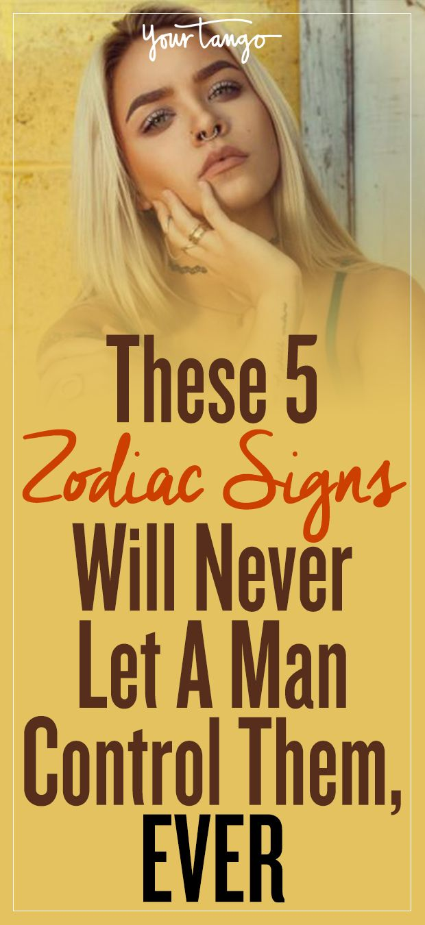 These 5 signs of the zodiac are not afraid to permanently eliminate people from their lives 42